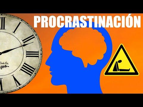 ¿Qué es procrastinación? | Episteme i