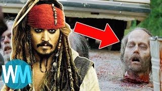 Top 10 Things You Never Noticed In The Walking Dead