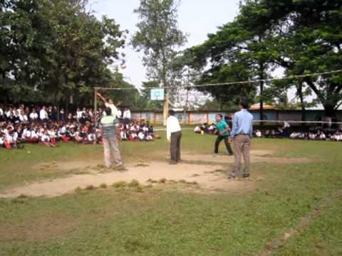 children day match st albert school