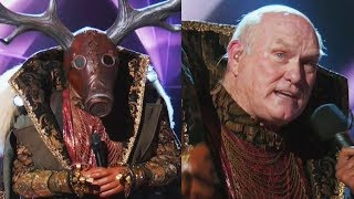 Terry Bradshaw Revealed On 'The Masked Singer'