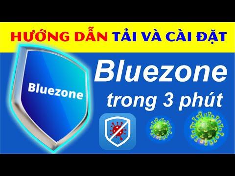 Hướng dẫn tải và cài đặt ứng dụng Bluezone mới nhất