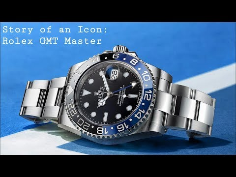 Story of an Icon: Rolex GMT Master