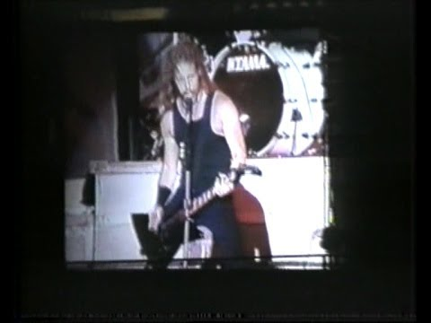 Metallica - 1991.09.24 - Barcelona, Spain