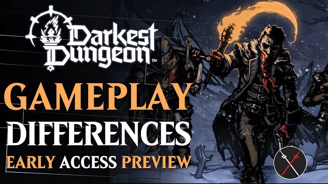 Darkest Dungeon 2 is out now in early access