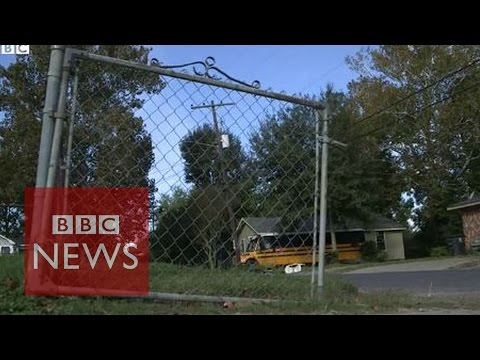 Life In A US City's Most Dangerous Postal Code - BBC News