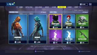 NEW SKINS OUT NOW! | FORTNITE ITEM SHOP TODAY! | FORTNITE | NEW SKIN (16th December)
