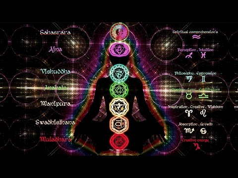 Meditation Music: Awakening the Chakras - Healing, Balance, Yoga, Positive Energy, Kundalini, Reiki