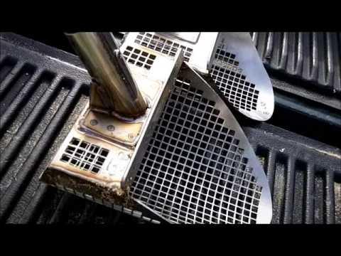 T- REX S/S BEACH SCOOP REVIEW - 2 New 8 In. Models: Dry & Wet