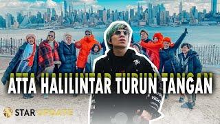 Gambar cover ATTA HALILINTAR JADI SAKSI ATAS KASUS GUGATAN NAGASWARA TERHADAP GEN HALILINTAR - STAR UPDATE(24/02)
