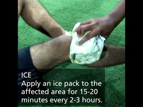 P.R.I.C.E. Therapy For Sports Injuries | CARE Hospitals, India