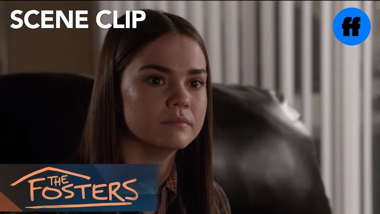 Download The Fosters   Season 5, Episode 4: Callie Confronts AJ About Their Relationship   Freeform