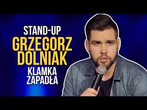 Grzegorz Dolniak - KLAMKA ZAPADŁA (cały program)