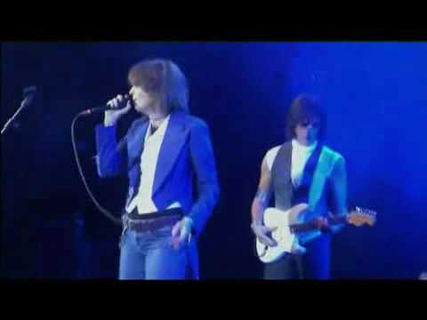 Jeff Beck , Chrissie Hynde (the Pretenders)     I´ll Stand By You