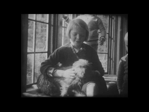 Early 1930s 16mm Home Movie