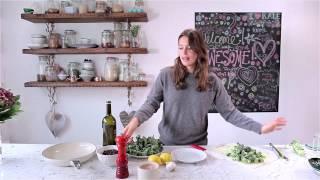 Deliciously Ella Kale And Sweet Potato Stir-fry