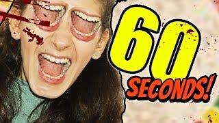 LA MIA RAGAZZA STERMINA UNA FAMIGLIA! - 60 Seconds ITA