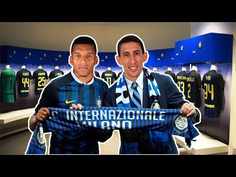 Internazionale Transfers: How will Inter line up in 2017/18? - (My Opinion)