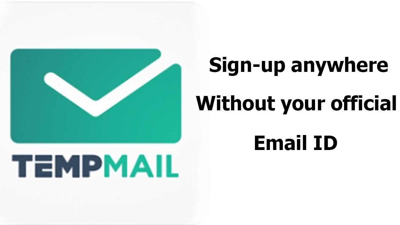 how to make fake email address Temporary E-mail Disposable E-mail Temp-mail  2017