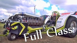 2,5 t Modified @ Füchtorf 2016 Full Class - German Tractor Pulling