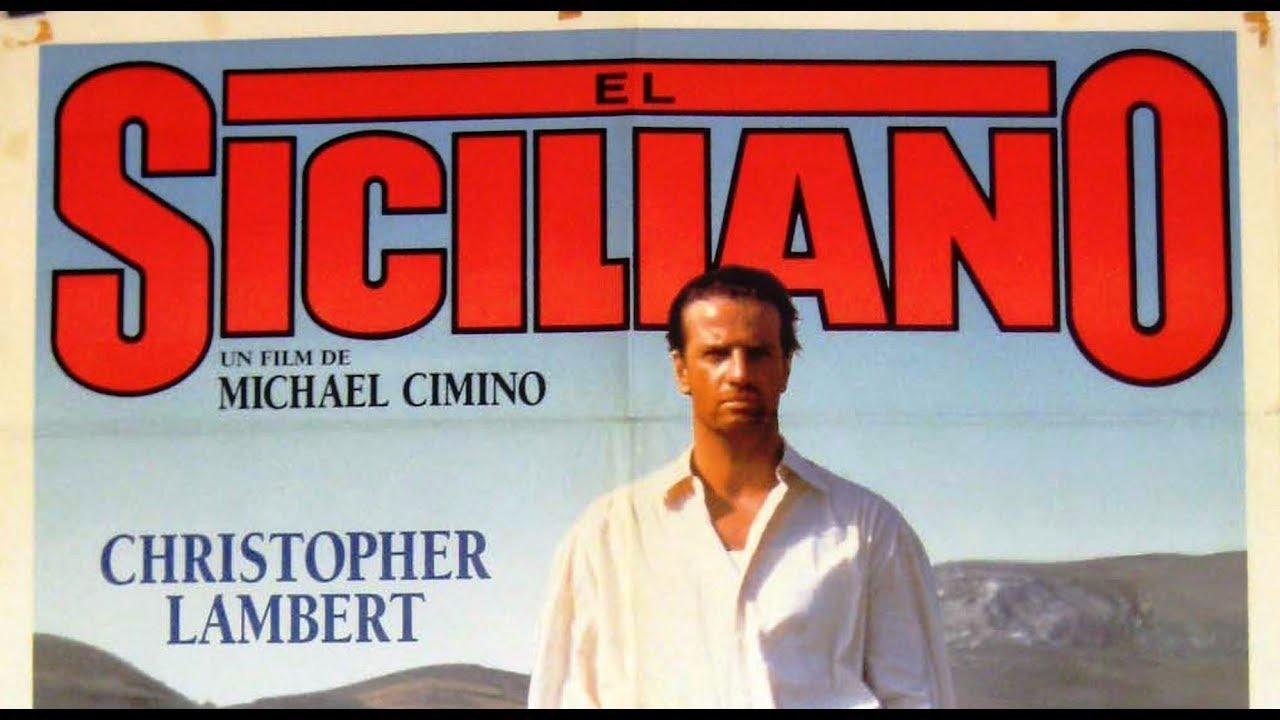 The Sicilian - krimi - 1987 - trailer
