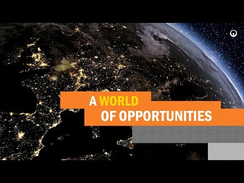 A world of opportunities for Veolia