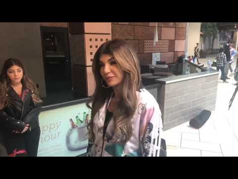 'Real Housewives' Teresa Giudice on Destiny USA: 'We heard it was the best' (video)