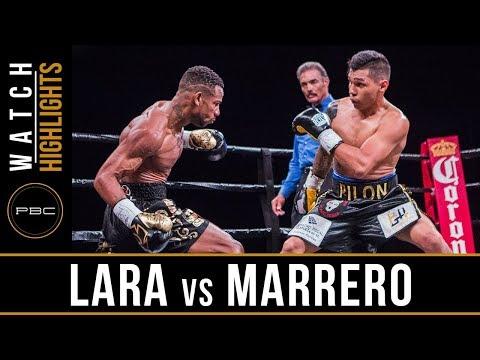 Lara vs Marrero FULL FIGHT: April 28, 2018 - PBC on FOX