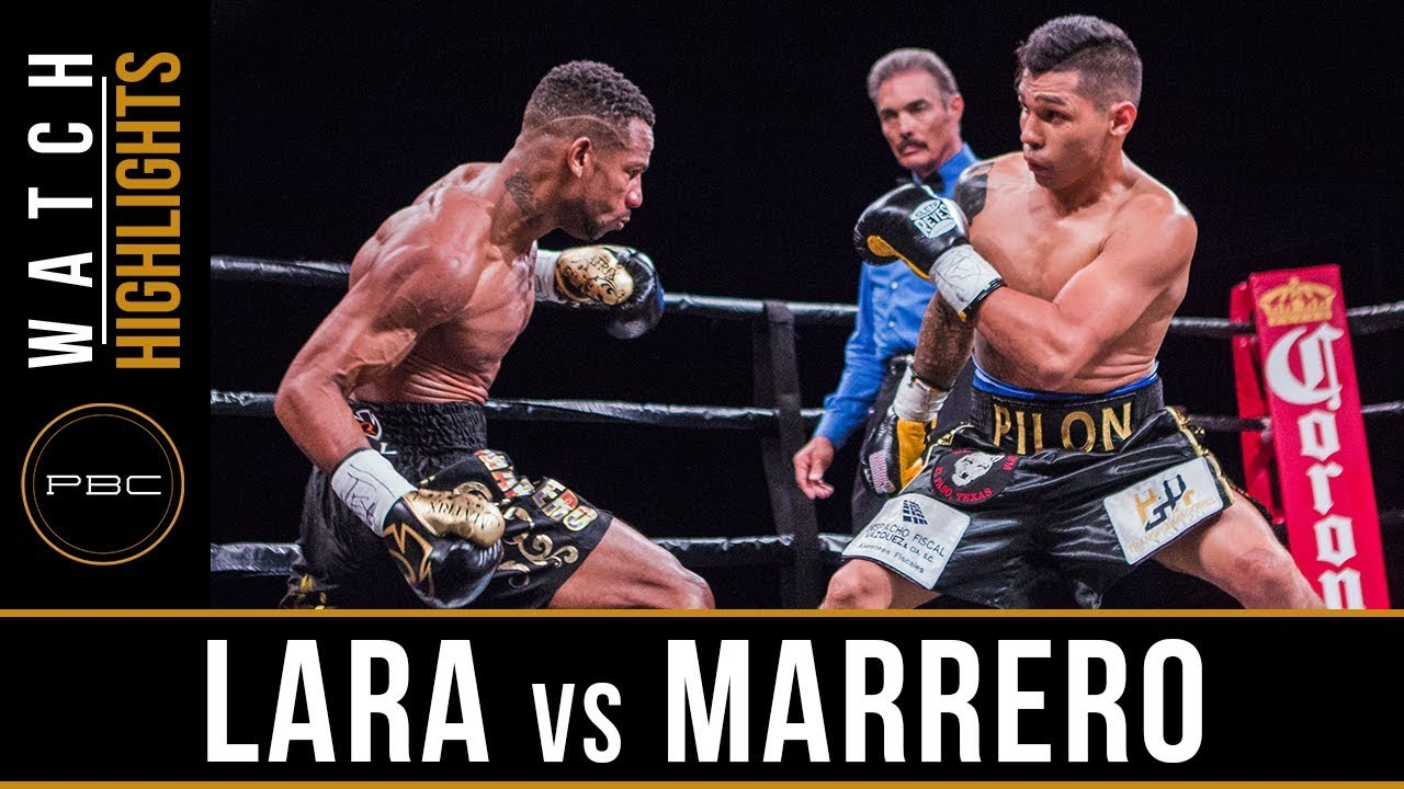 Lara vs Marrero FULL FIGHT: April 28, 2018 - PBC on FOX