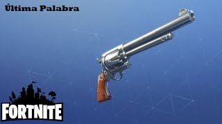 The Peacemaker / Last Word ? Fortnite: Saving the #256 World