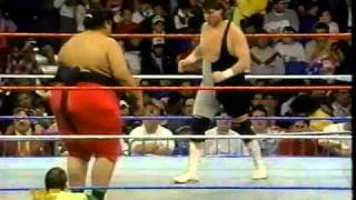 Yokozuna vs Joey Stallings