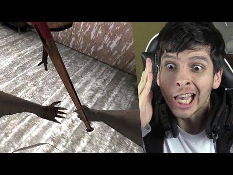 PODEMOS JUGAR CON GRANNY Y ATRAPAR AL NIÑO !! OMG - Granny (Horror Game)
