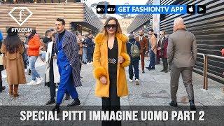 SPECIAL PITTI IMMAGINE UOMO PART 2   FashionTV   FTV