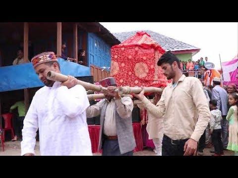 Bidai Video of Himachali Dulhan - Apna Himachal