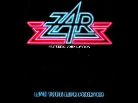 Zar - Live Your Live Forever 1990 (Full Album)