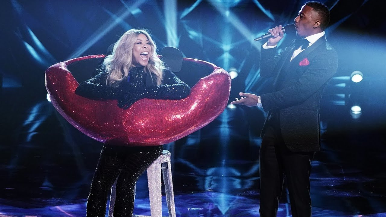 Wendy Williams revealed as Lips on 'The Masked Singer'