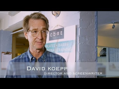 David Koepp  Testimonial for Core The Studio Kensington London W8 4BH