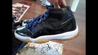 Friday Finds - Thrift Store Pick Ups (Episode 26) 2000 Nike Air Jordan Retro XI Space Jams