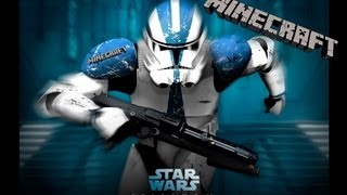 Обзор мода minecraft Звездные Войны! (Star Wars) Episode 2