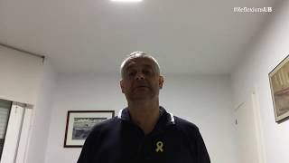 Xavier Jarque. Modelització matemàtica: Una eina efectiva contra la pandèmia