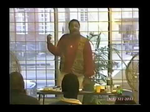 Bobby Hemmitt   Magical Diaries Of Gods & Dream Consciousness, Pt. 2/5 - (ATL) (3Feb96)