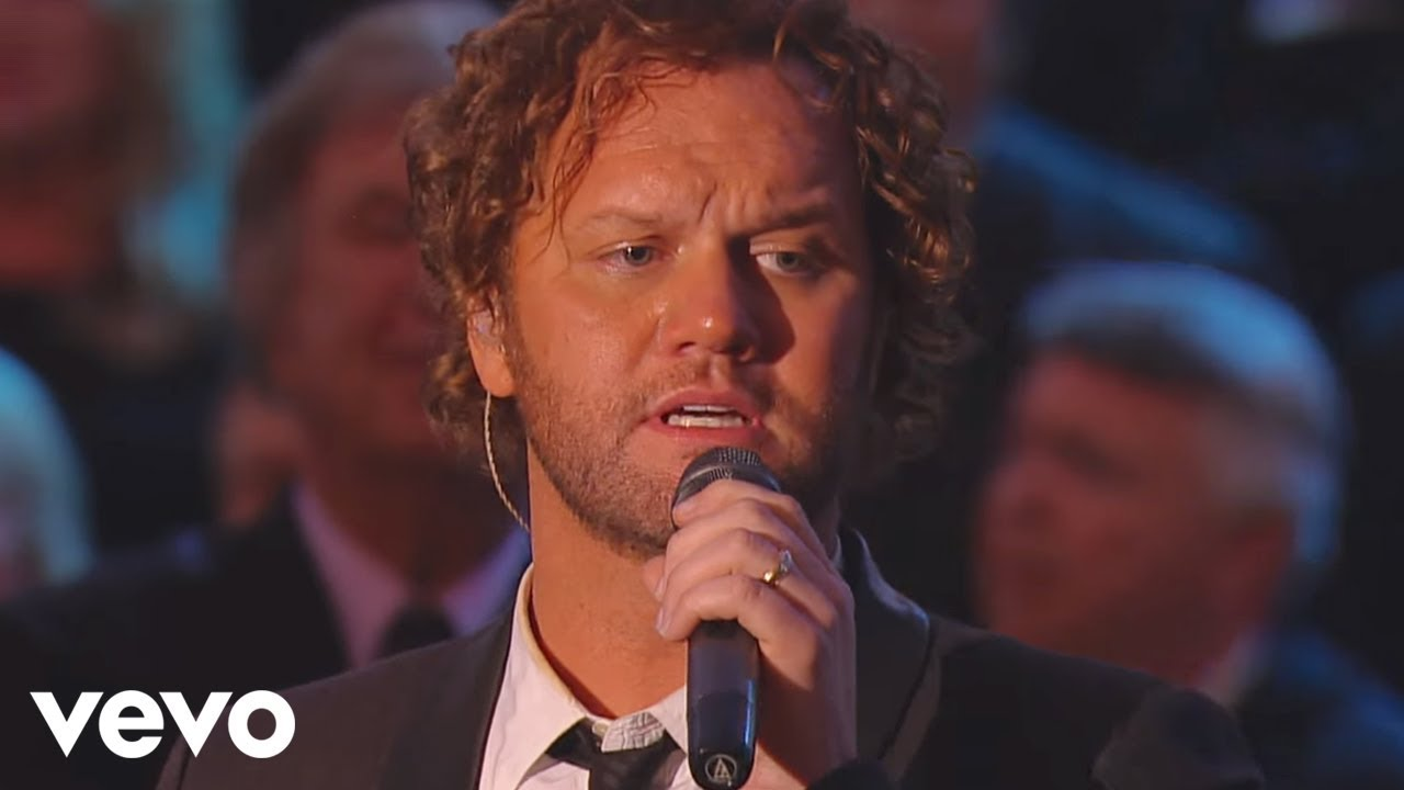 David Phelps Gaither Vocal Band He S Alive Live Youtube