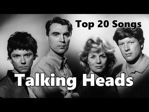 Top 10 Talking Heads Songs (20 Songs) Greatest Hits (David Byrne)