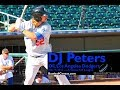 DJ Peters  OF  Los Angeles Dodgers   November 9  2017  AFL