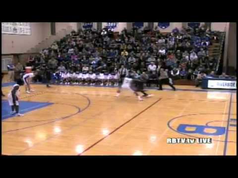 Issaiah Hayes 2011-2012 Sophomore Basketball Highlights