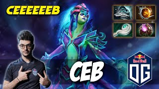 OG.Ceb Mid Death Prophet - Dota 2 Pro Gameplay Watch  Learn