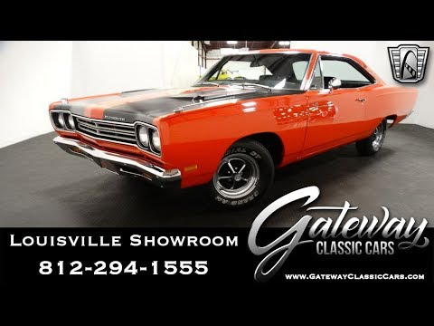 1969 Plymouth Roadrunner, Gateway Classic Cars Louisville #2185 LOU