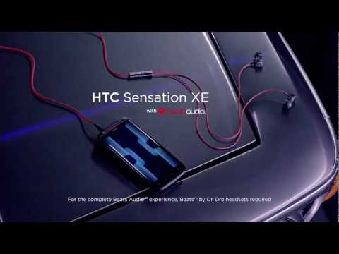 Sensation XE on Vodafone - Feel Every Beat