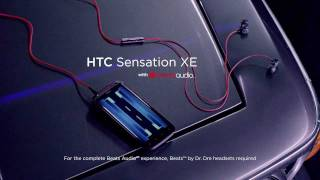 Sensation XE on Vodafone - Feel Every Beat