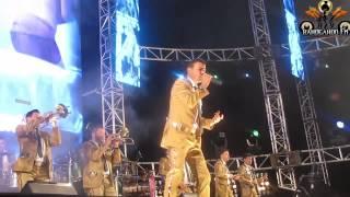 Banda el Recodo Vas a llorar por mi en vivo Actopan 2013