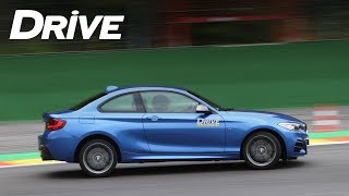 BMW M235i @ Circuit de Spa-Francorchamps (english subtitles)